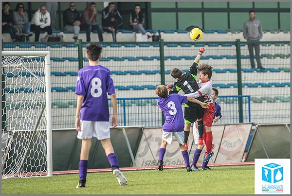 Esordienti Saiano vs Montecchio