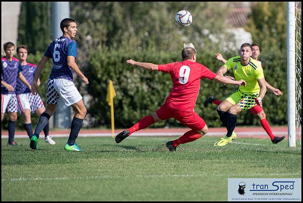 Saiano vs La Sportiva Calcio I