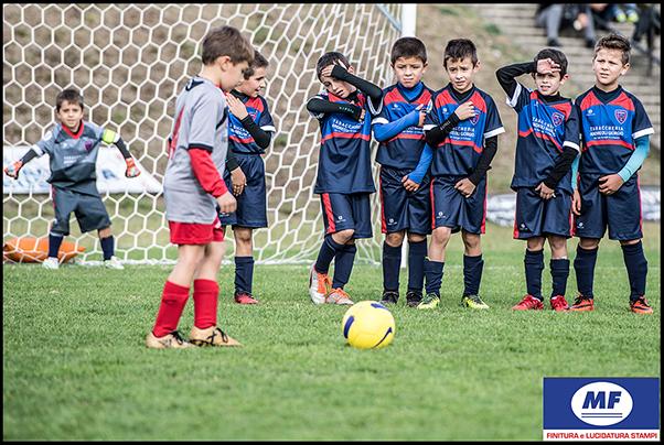 Scuola Calcio Erbusco vs Saiano