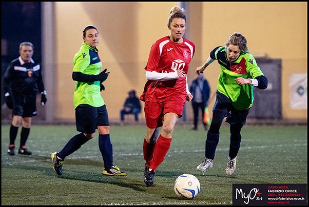 FEMMINILE Saiano ASD vs Sporting